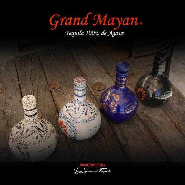 La Ruche du Mexique – Tequila Collection Grand Mayan